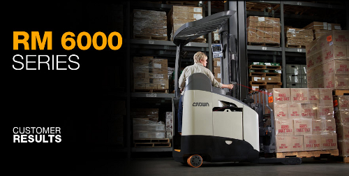 Crown Reach Trucks