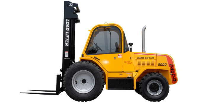 Large Capacity Forklifts For Sale In Omaha Billings